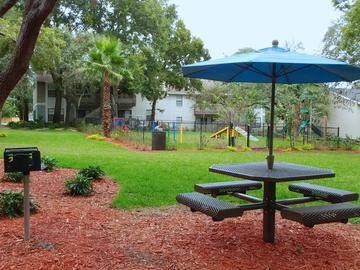 Picnic Area - Stillwater Palms - Palm Harbor, FL
