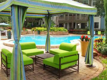 Poolside Cabana - Stillwater Palms - Palm Harbor, FL