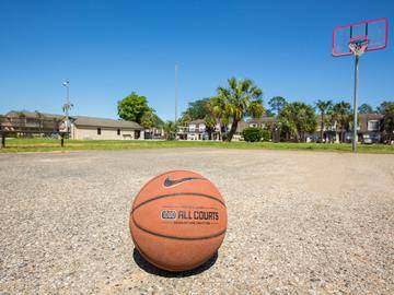 Basketball Court - Chapins Landing - Pensacola, FL