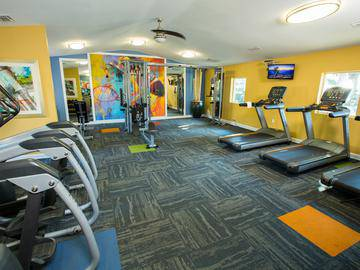 Fitness Center - Chapins Landing - Pensacola, FL