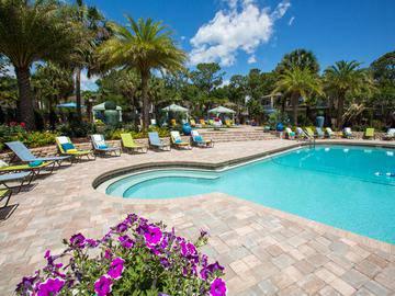 Resort-Style Pool - Chapins Landing - Pensacola, FL