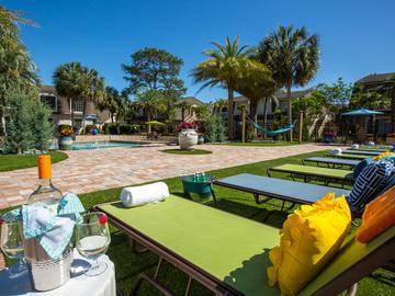 Poolside Loungers - Chapins Landing - Pensacola, FL