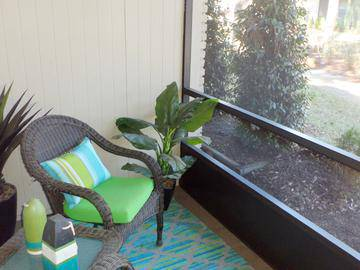 Screened-In Patio - Chapins Landing - Pensacola, FL
