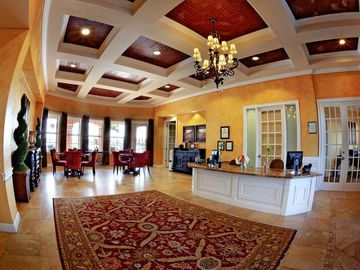 Clubhouse Interior - Lakes of Tuscana - Port Charlotte, FL