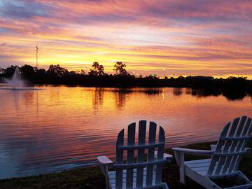 Stunning Port Charlotte Sunsets - Lakes of Tuscana - Port Charlotte, FL