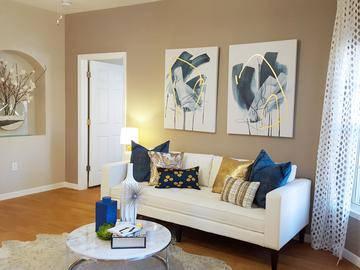 Living Room - Lakes of Tuscana - Port Charlotte, FL