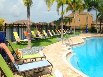Lakeside Pool - Lakes of Tuscana - Port Charlotte, FL