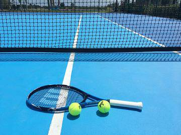 Tennis Court - Lakes of Tuscana - Port Charlotte, FL