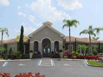 Clubhouse Exterior - Lakes of Tuscana - Port Charlotte, FL