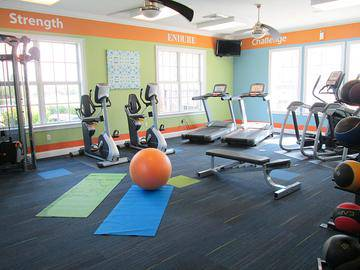 24-Hour Fitness Center & Yoga - Lakes of Tuscana - Port Charlotte, FL