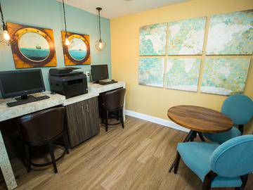 Business Center - The Lakes at Port Richey - Port Richey, FL