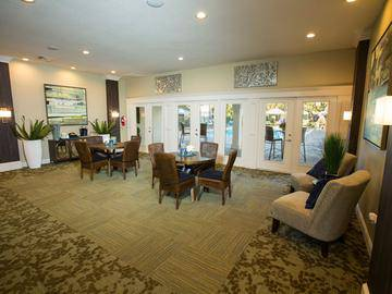 Clubhouse Interior - The Lakes at Port Richey - Port Richey, FL