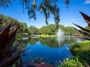 Fountain - The Lakes at Port Richey - Port Richey, FL