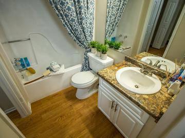 Bathroom - The Lakes at Port Richey - Port Richey, FL