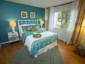 Bedroom - The Lakes at Port Richey - Port Richey, FL