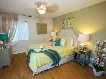 Master Suite - The Lakes at Port Richey - Port Richey, FL