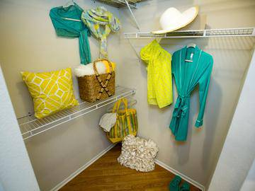 Walk-In Closet - The Lakes at Port Richey - Port Richey, FL
