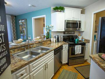 Newly Remodeled Kitchens - The Lakes at Port Richey - Port Richey, FL