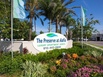 Front Sign - Preserve at Alafia - Riverview, FL