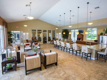 Clubhouse Interior - Preserve at Alafia - Riverview, FL