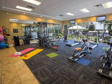 Fitness Center - Preserve at Alafia - Riverview, FL
