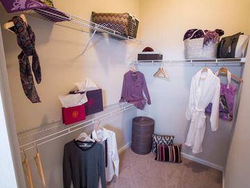 Walk-in Closet - Preserve at Alafia - Riverview, FL