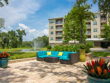 Community Patio - Preserve at Alafia - Riverview, FL