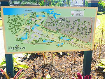 Nature Trail - Preserve at Alafia - Riverview, FL