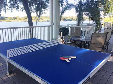 Waterfront Ping Pong - Preserve at Alafia - Riverview, FL