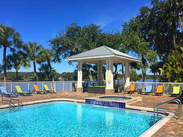 Swimming Pool & Hot Tub - Preserve at Alafia - Riverview, FL