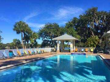 Resort-style Swimming Pool - Preserve at Alafia - Riverview, FL