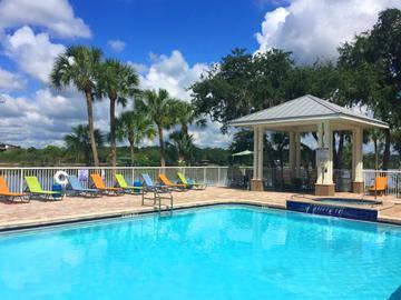 Expansive Sundeck - Preserve at Alafia - Riverview, FL