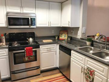 Updated Kitchens - Soleil Blu Luxury Apartments - St Cloud, FL