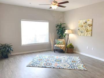 Living Room - Soleil Blu Luxury Apartments - St Cloud, FL
