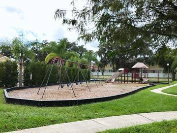 Playground - Soleil Blu Luxury Apartments - St Cloud, FL