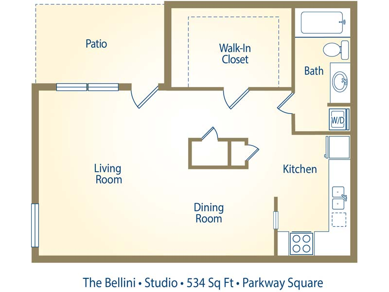 Apartment Floor Plans Pricing Parkway Square Tallahassee FL