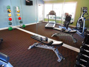 Fitness Center - Sienna Square - Tallahassee, FL