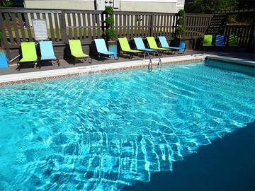Sparkling Swimming Pool - Sienna Square - Tallahassee, FL