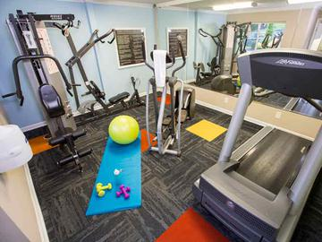 Fitness Center - Springwood Townhomes - Tallahassee, FL