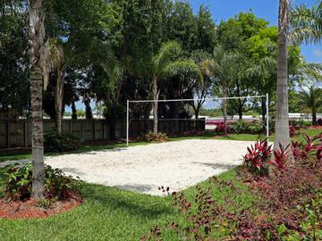Sand Volleyball - Springwood Townhomes - Tallahassee, FL