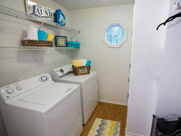 Full Size Washer & Dryer - The Enclave at Huntington Woods - Tallahassee, FL