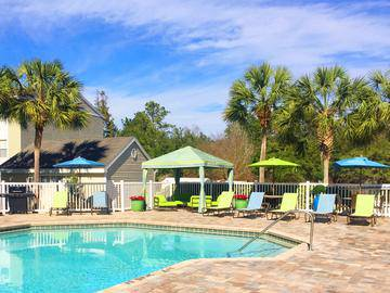 Resort-Style Pool - The Enclave at Huntington Woods - Tallahassee, FL