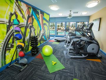 24-Hour Fitness Center - The Oasis at 1800 - Tallahassee, FL