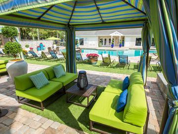 Cabanas - The Oasis at 1800 - Tallahassee, FL