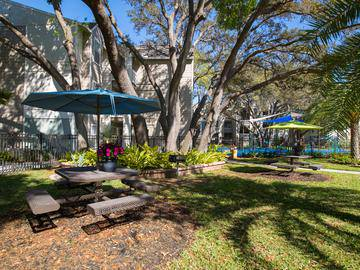 Picnic/BBQ Areas - Allister Place - Tampa, FL