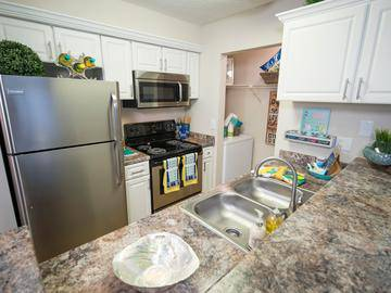 Remodeled Kitchens - Allister Place - Tampa, FL