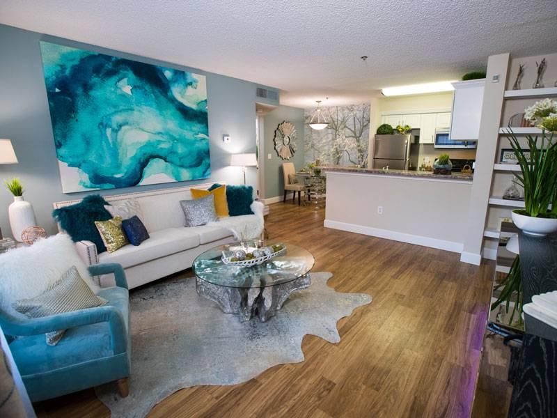 1 Bedroom U0026 2 Bedroom Apartment Floor Plans ...