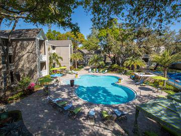Expansive Sundeck - Allister Place - Tampa, FL