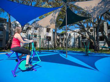 Outdoor Gym - Allister Place - Tampa, FL