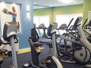 Fitness Center - Allister Place - Tampa, FL
